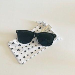 Other - Vintage wayfarer style sunglasses polarized.